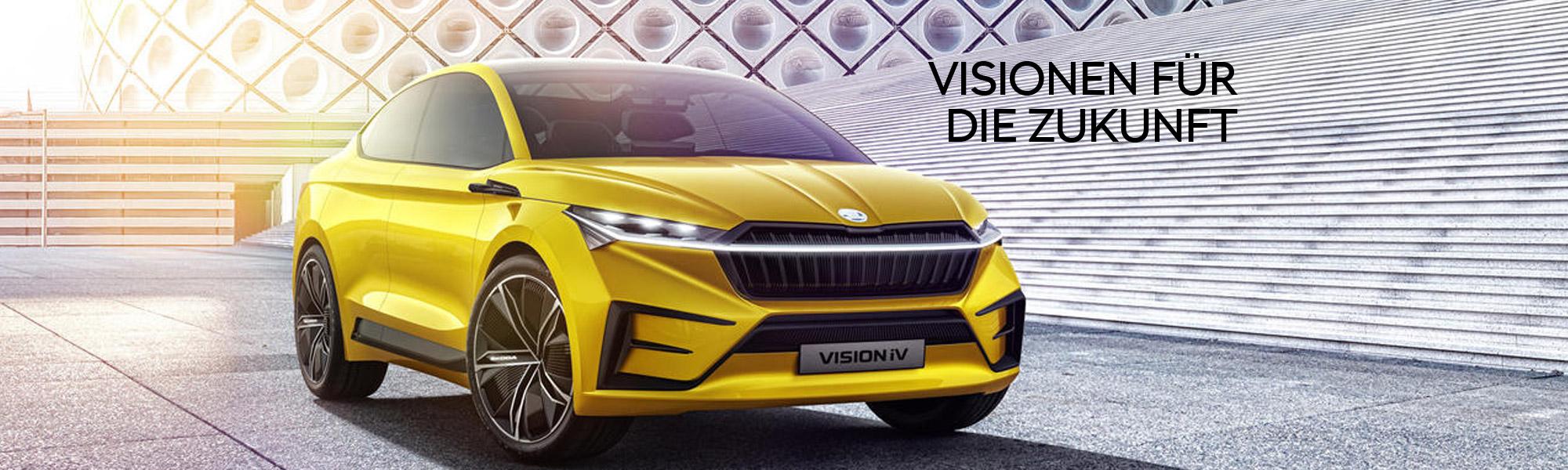 Vision für die Zukunft